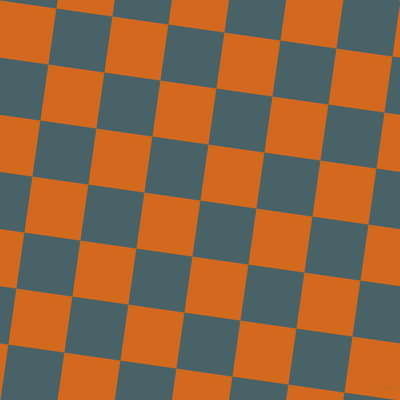 82/172 degree angle diagonal checkered chequered squares checker pattern checkers background, 114 pixel squares size, , Smalt Blue and Chocolate checkers chequered checkered squares seamless tileable