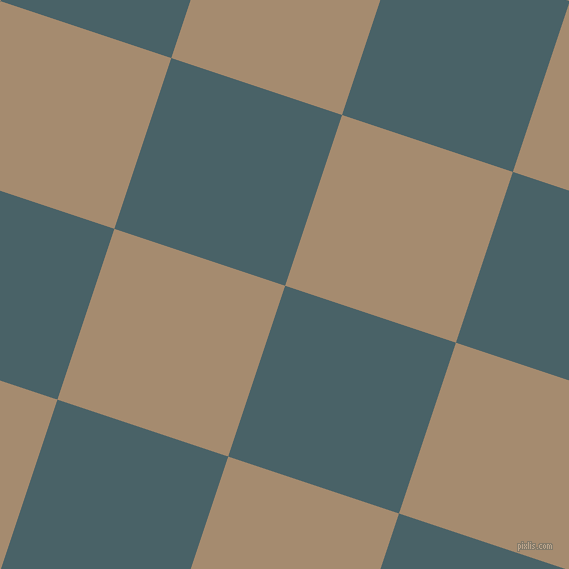 72/162 degree angle diagonal checkered chequered squares checker pattern checkers background, 180 pixel square size, , Smalt Blue and Mongoose checkers chequered checkered squares seamless tileable