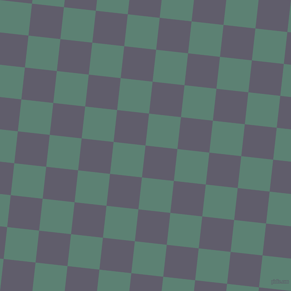 84/174 degree angle diagonal checkered chequered squares checker pattern checkers background, 65 pixel square size, , Smoky and Cutty Sark checkers chequered checkered squares seamless tileable