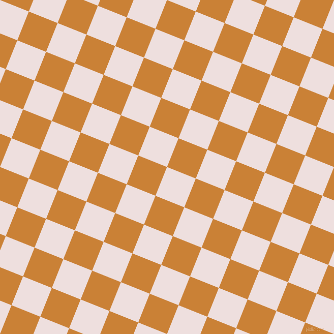 68/158 degree angle diagonal checkered chequered squares checker pattern checkers background, 61 pixel squares size, , Soft Peach and Golden Bell checkers chequered checkered squares seamless tileable