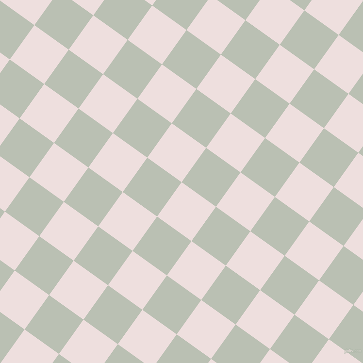 54/144 degree angle diagonal checkered chequered squares checker pattern checkers background, 87 pixel squares size, , Soft Peach and Tasman checkers chequered checkered squares seamless tileable