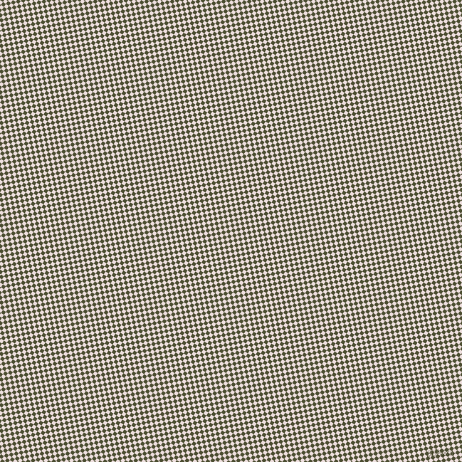 56/146 degree angle diagonal checkered chequered squares checker pattern checkers background, 5 pixel squares size, Soft Peach and Waiouru checkers chequered checkered squares seamless tileable