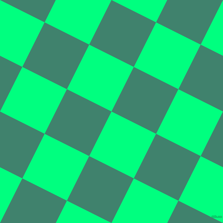 63/153 degree angle diagonal checkered chequered squares checker pattern checkers background, 167 pixel squares size, , Spring Green and Viridian checkers chequered checkered squares seamless tileable
