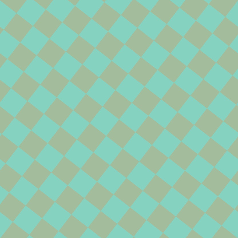 52/142 degree angle diagonal checkered chequered squares checker pattern checkers background, 73 pixel squares size, , Spring Rain and Bermuda checkers chequered checkered squares seamless tileable