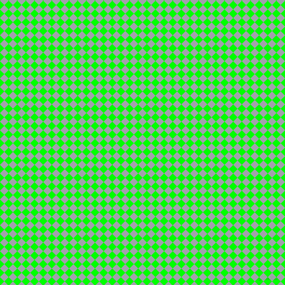 45/135 degree angle diagonal checkered chequered squares checker pattern checkers background, 12 pixel squares size, , Spun Pearl and Lime checkers chequered checkered squares seamless tileable