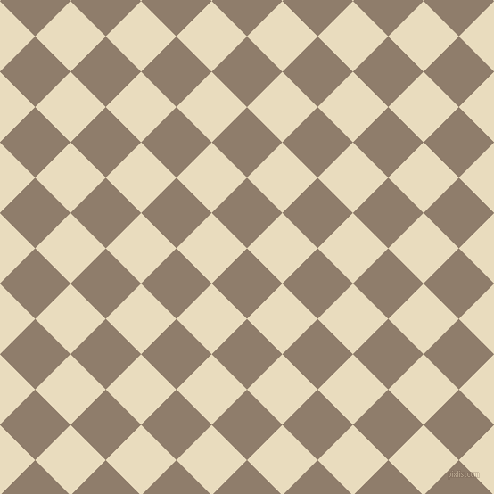 45/135 degree angle diagonal checkered chequered squares checker pattern checkers background, 56 pixel squares size, , Squirrel and Double Pearl Lusta checkers chequered checkered squares seamless tileable