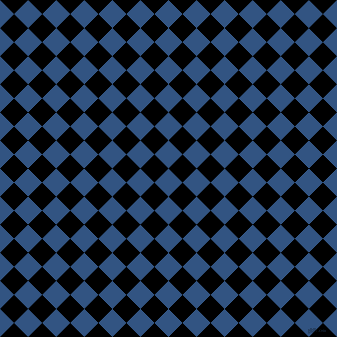 45/135 degree angle diagonal checkered chequered squares checker pattern checkers background, 40 pixel square size, , St Tropaz and Black checkers chequered checkered squares seamless tileable