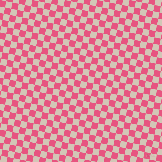 79/169 degree angle diagonal checkered chequered squares checker pattern checkers background, 22 pixel square size, , Stark White and Dark Pink checkers chequered checkered squares seamless tileable
