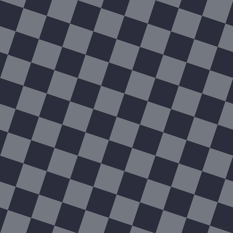 72/162 degree angle diagonal checkered chequered squares checker pattern checkers background, 97 pixel squares size, , Storm Grey and Black Rock checkers chequered checkered squares seamless tileable