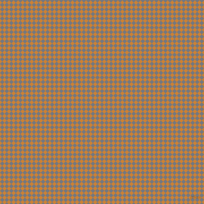 45/135 degree angle diagonal checkered chequered squares checker pattern checkers background, 11 pixel square size, , Storm Grey and Golden Bell checkers chequered checkered squares seamless tileable