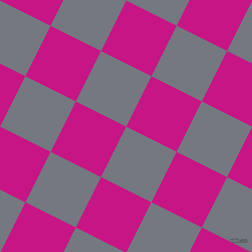 63/153 degree angle diagonal checkered chequered squares checker pattern checkers background, 115 pixel square size, , Storm Grey and Medium Violet Red checkers chequered checkered squares seamless tileable