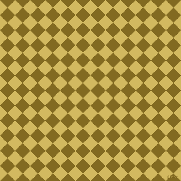 45/135 degree angle diagonal checkered chequered squares checker pattern checkers background, 34 pixel squares size, , Tacha and Yukon Gold checkers chequered checkered squares seamless tileable
