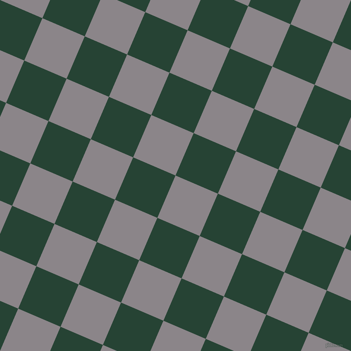 67/157 degree angle diagonal checkered chequered squares checker pattern checkers background, 94 pixel square size, , Taupe Grey and Everglade checkers chequered checkered squares seamless tileable