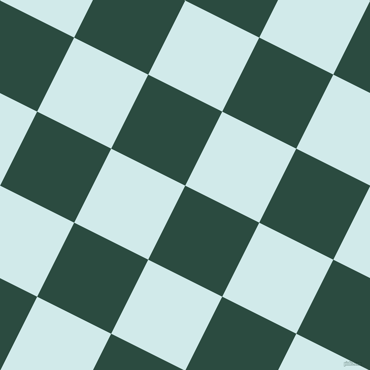 63/153 degree angle diagonal checkered chequered squares checker pattern checkers background, 168 pixel square size, , Te Papa Green and Oyster Bay checkers chequered checkered squares seamless tileable