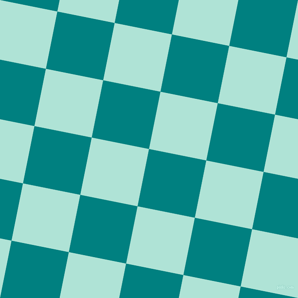 79/169 degree angle diagonal checkered chequered squares checker pattern checkers background, 120 pixel squares size, , Teal and Ice Cold checkers chequered checkered squares seamless tileable
