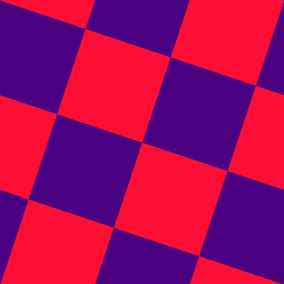 72/162 degree angle diagonal checkered chequered squares checker pattern checkers background, 185 pixel square size, , Torch Red and Indigo checkers chequered checkered squares seamless tileable