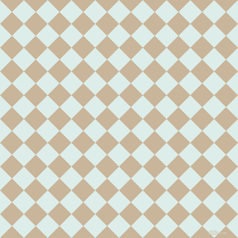 45/135 degree angle diagonal checkered chequered squares checker pattern checkers background, 33 pixel square size, , Tranquil and Sour Dough checkers chequered checkered squares seamless tileable