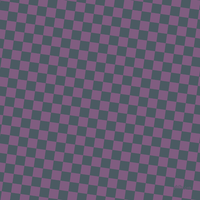 82/172 degree angle diagonal checkered chequered squares checker pattern checkers background, 19 pixel square size, , Trendy Pink and Fiord checkers chequered checkered squares seamless tileable