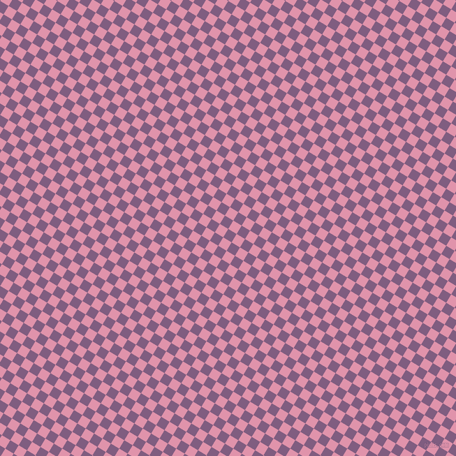 59/149 degree angle diagonal checkered chequered squares checker pattern checkers background, 14 pixel squares size, , Trendy Pink and Kobi checkers chequered checkered squares seamless tileable