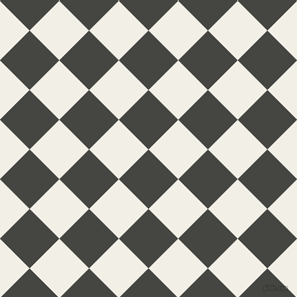 45/135 degree angle diagonal checkered chequered squares checker pattern checkers background, 61 pixel square size, , Tuatara and Alabaster checkers chequered checkered squares seamless tileable