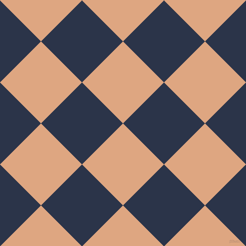 45/135 degree angle diagonal checkered chequered squares checker pattern checkers background, 198 pixel squares size, , Tumbleweed and Bunting checkers chequered checkered squares seamless tileable