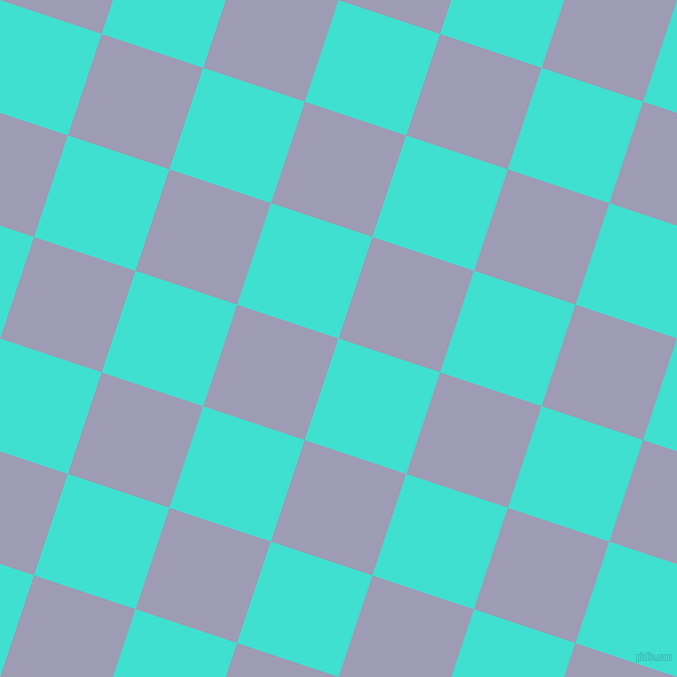72/162 degree angle diagonal checkered chequered squares checker pattern checkers background, 107 pixel squares size, , Turquoise and Logan checkers chequered checkered squares seamless tileable