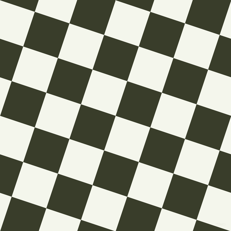 72/162 degree angle diagonal checkered chequered squares checker pattern checkers background, 140 pixel squares size, , Twilight Blue and Green Kelp checkers chequered checkered squares seamless tileable