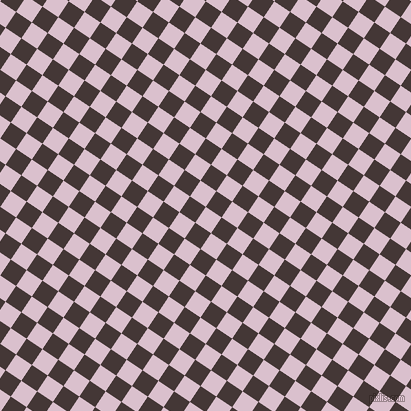 56/146 degree angle diagonal checkered chequered squares checker pattern checkers background, 19 pixel squares size, , Twilight and Cowboy checkers chequered checkered squares seamless tileable