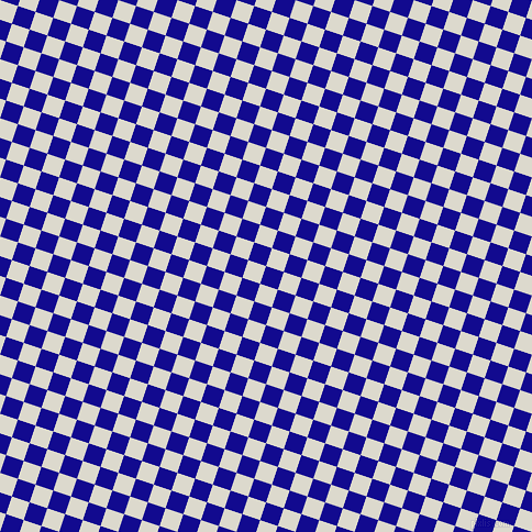 72/162 degree angle diagonal checkered chequered squares checker pattern checkers background, 17 pixel square size, , Ultramarine and Milk White checkers chequered checkered squares seamless tileable