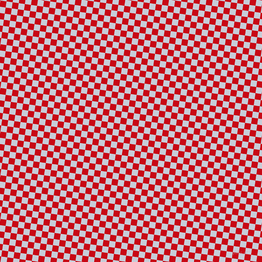 82/172 degree angle diagonal checkered chequered squares checker pattern checkers background, 12 pixel square size, , Venetian Red and Link Water checkers chequered checkered squares seamless tileable