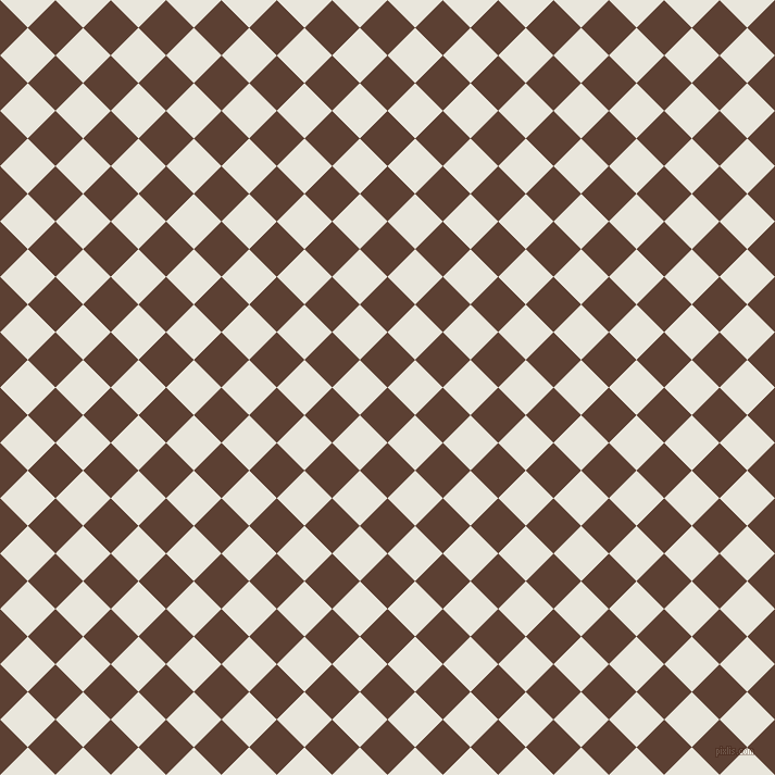 45/135 degree angle diagonal checkered chequered squares checker pattern checkers background, 36 pixel square size, , Very Dark Brown and Narvik checkers chequered checkered squares seamless tileable