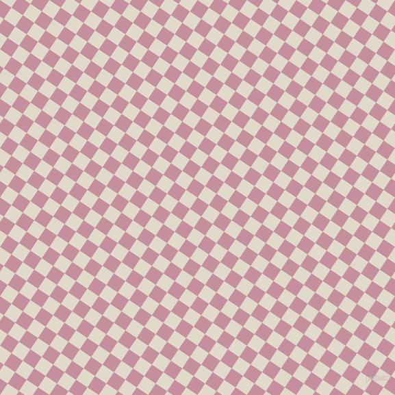 56/146 degree angle diagonal checkered chequered squares checker pattern checkers background, 20 pixel square size, , Viola and Albescent White checkers chequered checkered squares seamless tileable