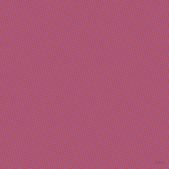 56/146 degree angle diagonal checkered chequered squares checker pattern checkers background, 6 pixel squares size, , Violet Blue and Chestnut checkers chequered checkered squares seamless tileable