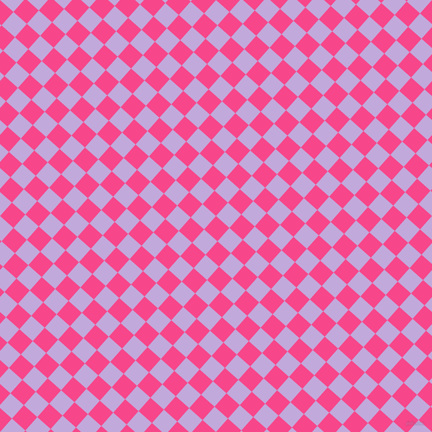 48/138 degree angle diagonal checkered chequered squares checker pattern checkers background, 35 pixel square size, , Violet Red and Perfume checkers chequered checkered squares seamless tileable