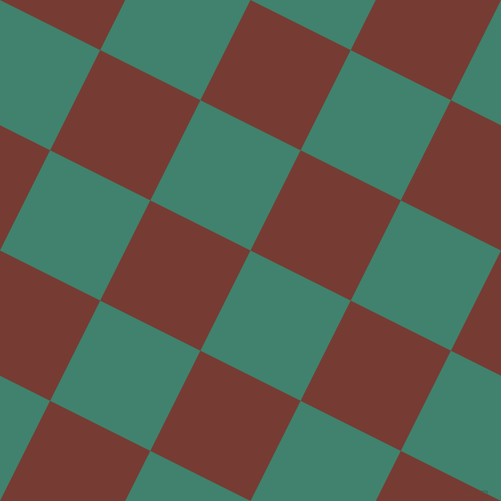63/153 degree angle diagonal checkered chequered squares checker pattern checkers background, 163 pixel squares size, , Viridian and Crown Of Thorns checkers chequered checkered squares seamless tileable
