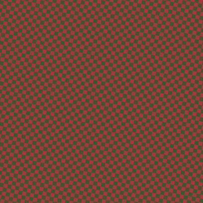 79/169 degree angle diagonal checkered chequered squares checker pattern checkers background, 8 pixel square size, Waiouru and Mexican Red checkers chequered checkered squares seamless tileable
