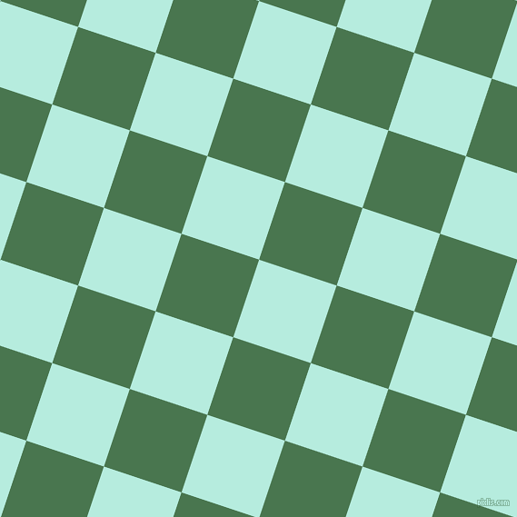 72/162 degree angle diagonal checkered chequered squares checker pattern checkers background, 90 pixel squares size, , Water Leaf and Killarney checkers chequered checkered squares seamless tileable