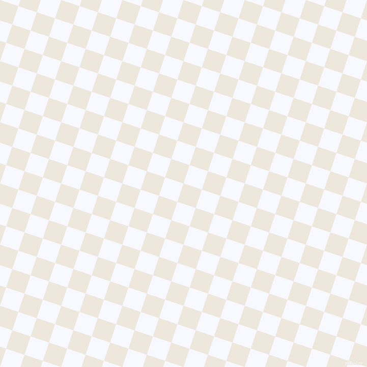 72/162 degree angle diagonal checkered chequered squares checker pattern checkers background, 38 pixel square size, , White Linen and Ghost White checkers chequered checkered squares seamless tileable