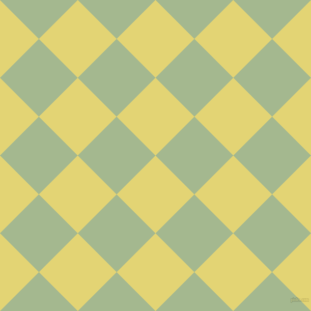 45/135 degree angle diagonal checkered chequered squares checker pattern checkers background, 108 pixel square size, , Wild Rice and Norway checkers chequered checkered squares seamless tileable
