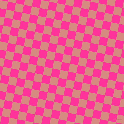 79/169 degree angle diagonal checkered chequered squares checker pattern checkers background, 33 pixel square size, , Wild Strawberry and My Pink checkers chequered checkered squares seamless tileable