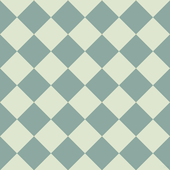 45/135 degree angle diagonal checkered chequered squares checker pattern checkers background, 99 pixel squares size, , Willow Brook and Cascade checkers chequered checkered squares seamless tileable