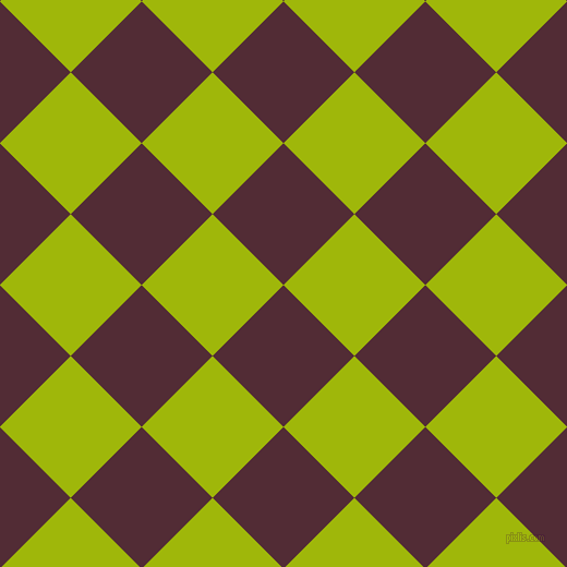 45/135 degree angle diagonal checkered chequered squares checker pattern checkers background, 92 pixel square size, , Wine Berry and Citrus checkers chequered checkered squares seamless tileable