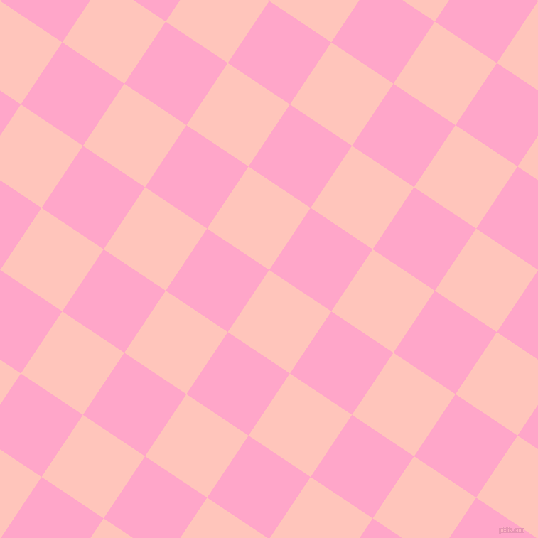 56/146 degree angle diagonal checkered chequered squares checker pattern checkers background, 105 pixel squares size, , Your Pink and Carnation Pink checkers chequered checkered squares seamless tileable
