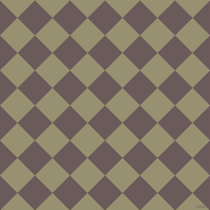 45/135 degree angle diagonal checkered chequered squares checker pattern checkers background, 81 pixel squares size, , Zambezi and Gurkha checkers chequered checkered squares seamless tileable