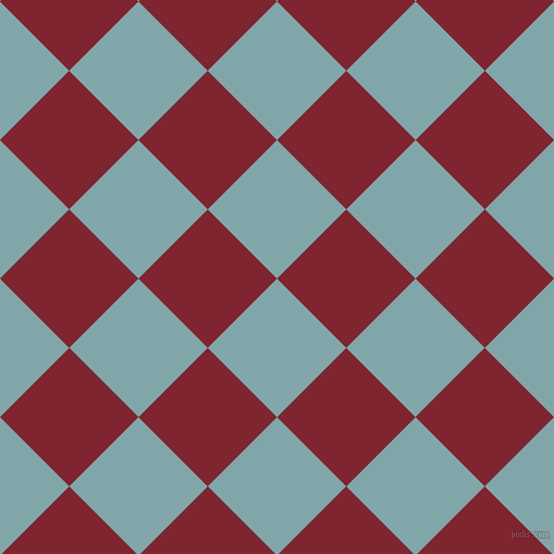 45/135 degree angle diagonal checkered chequered squares checker pattern checkers background, 90 pixel square size, , Ziggurat and Scarlett checkers chequered checkered squares seamless tileable
