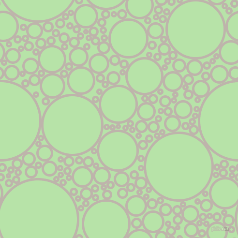 bubbles, circles, sponge, big, medium, small, 5 pixel line width, circles bubbles sponge soap seamless tileable