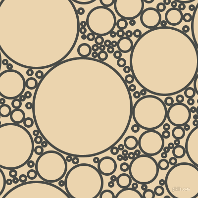 bubbles, circles, sponge, big, medium, small, 5 pixel line width, Armadillo and Givry circles bubbles sponge soap seamless tileable