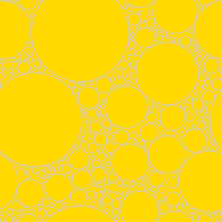 bubbles, circles, sponge, big, medium, small, 2 pixel line width, Aths Special and School Bus Yellow circles bubbles sponge soap seamless tileable