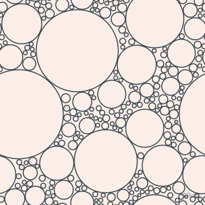 bubbles, circles, sponge, big, medium, small, 2 pixel line width, Atomic and Rose White circles bubbles sponge soap seamless tileable