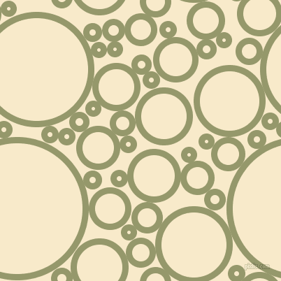 bubbles, circles, sponge, big, medium, small, 9 pixel line width, Avocado and Gin Fizz circles bubbles sponge soap seamless tileable